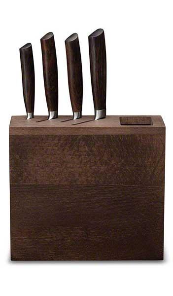 Kochmesser, Brotmesser, Tomatenmesser und Santoku – welche Küchenmesser gibt es im Set?