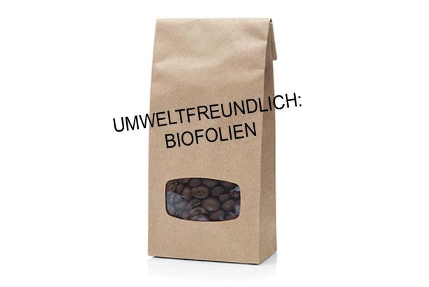 Biofolien: Alternativ verpacken - Plastik vermeiden